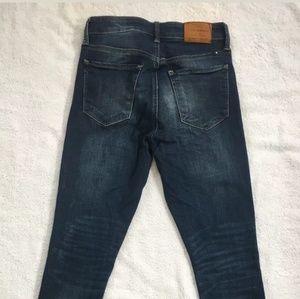 Lucky Brand Jeans - Lucky Brand Bridgette Skinny High Rise Jeans 0/25
